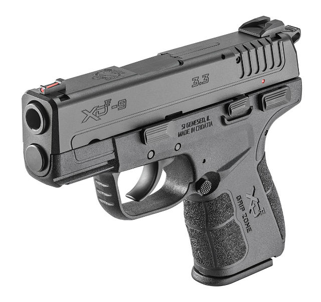 new springfield 9mm pistol
