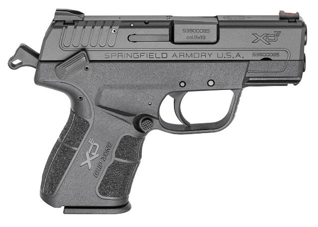 new springfield hammer fired xde