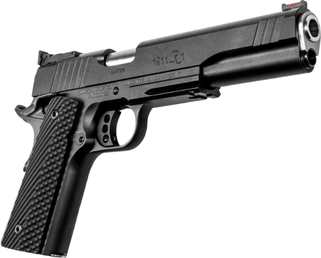 remington r1 hunter 1911