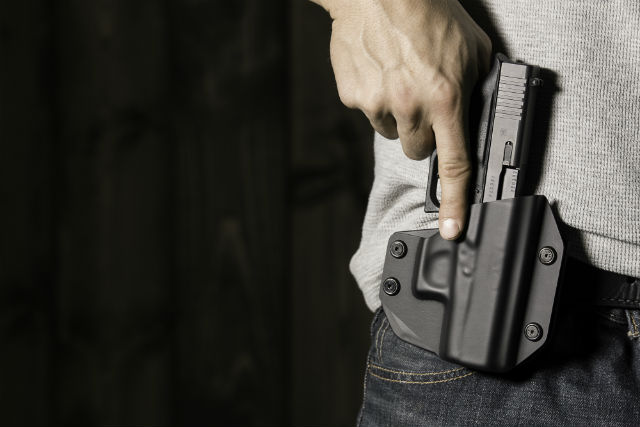self defense concealed carry