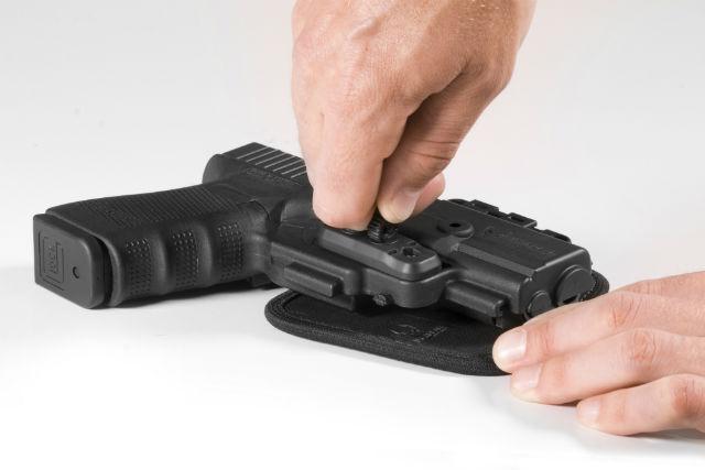 Passive Retention Adjustment on the Alien Gear Holsters ShapeShift Holster