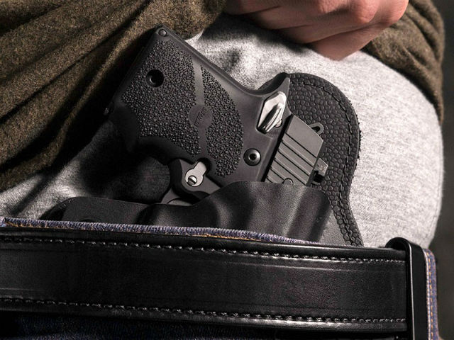 sig ccw pistols