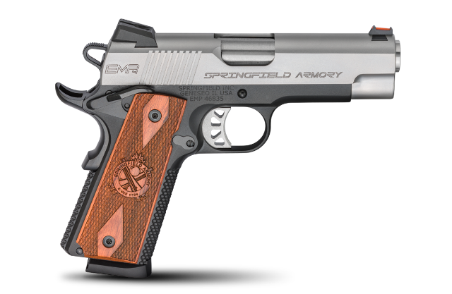 emp lightweight champion pistol