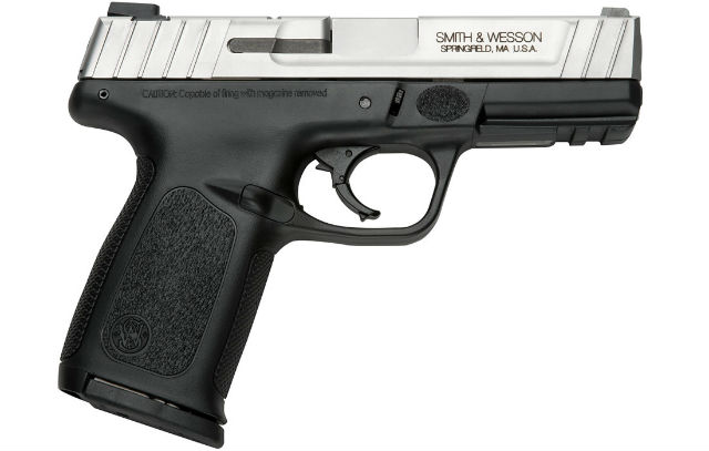 smith and wesson concealed carry gun