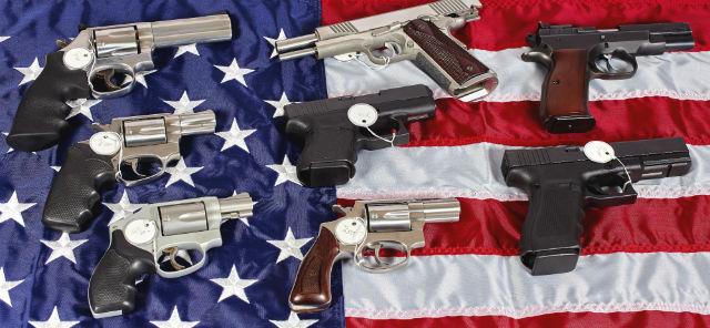 small compacr handgun