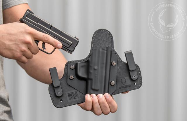iwb gun holsters