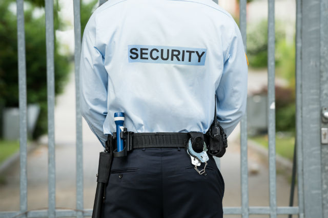 Can I Concealed Carry As A Security Guard? - Alien Gear ...