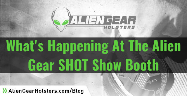 Alien Gear Holsters SHOT Show 2018