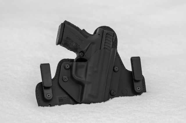 winter concealed carry
