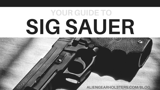 sig sauer guide