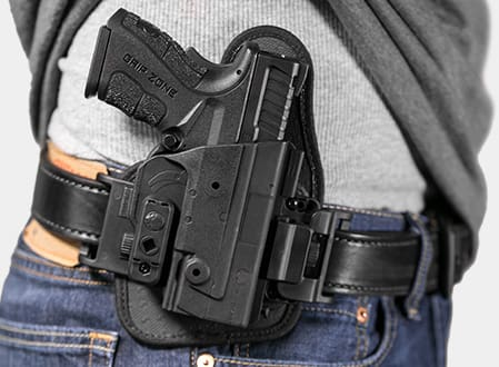 owb holster for concealment