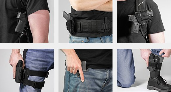 concealed carry holsters coming soon