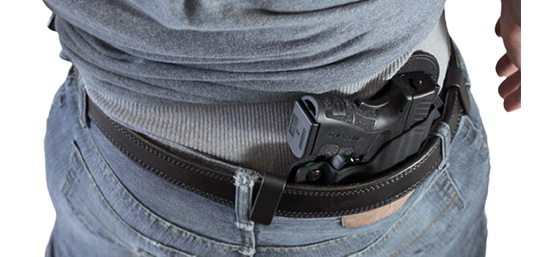 Outside the Waistband Springfield Holster