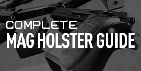 magazine holster guide