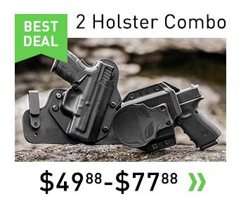 gun holster deal