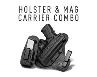 combo deal for mag holder and holster