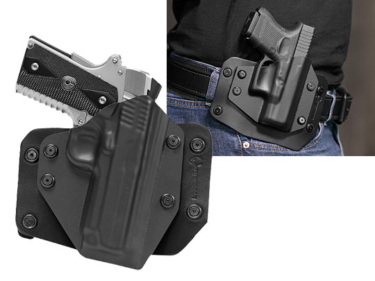 Best OWB Holster for 1911 4 inch