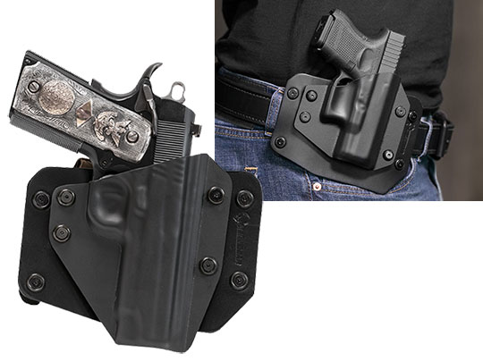 quality owb holster for 1911 4.25 inch