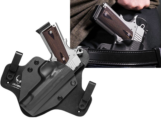 Best Hybrid Holster for 1911 IWB Carry