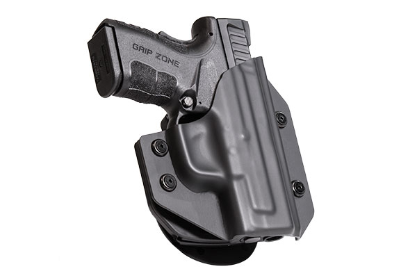 Springfield XDm 45ACP 4.5 inch Cloak Mod OWB Holster (Outside the Waistband)