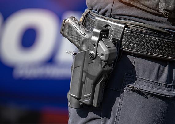 Glock - 23 Rapid Force Duty Holster