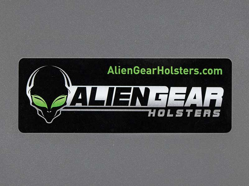 alien gear holsters sticker