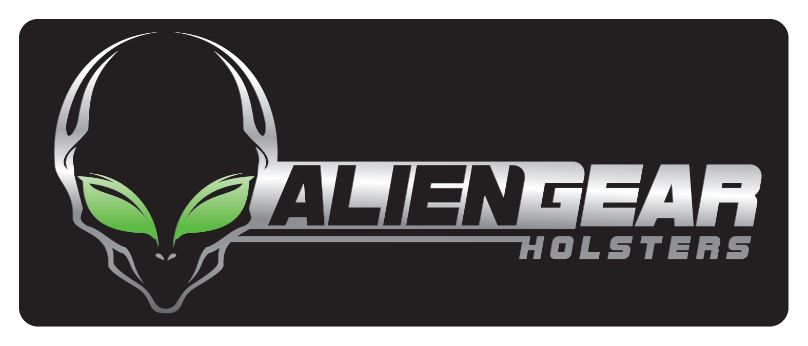 Alien Gear Sticker (Free Shipping)