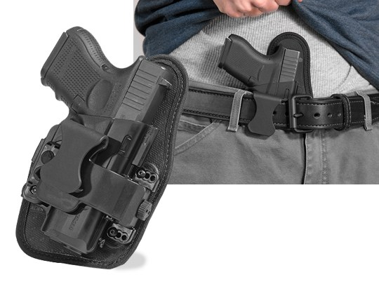 best appendix carry holster for glock 43