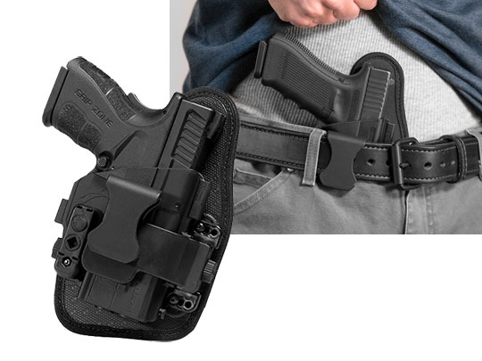 Springfield XD Mod 2 appendix carry holster