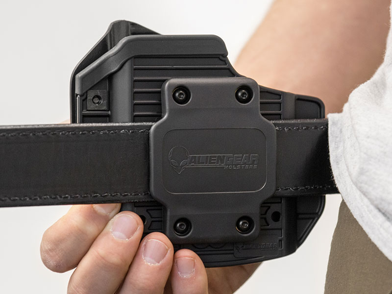 Cloak Mod OWB Comfort Belt Slide Attachment