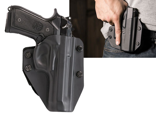 Best Paddle Holster for the Beretta 92