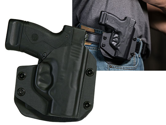 OWB Carry with Beretta Nano Paddle Holster