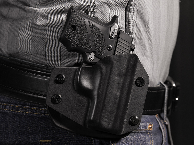 Sig P938 Outside the Waistband Paddle Holster