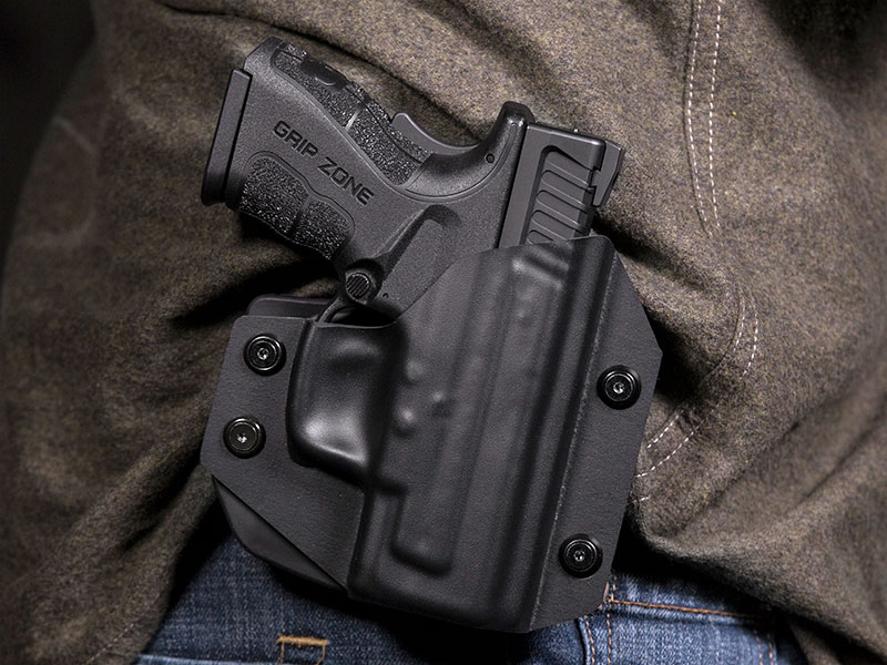 Springfield XD Mod.2 Subcompact 45ACP 3.3 inch Outside the Waistband Paddle Holster