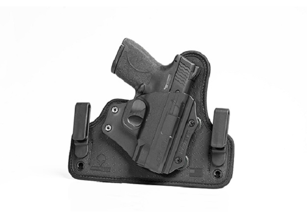 Best Concealment Holster for SW MP Shield 9mm IWB Carry
