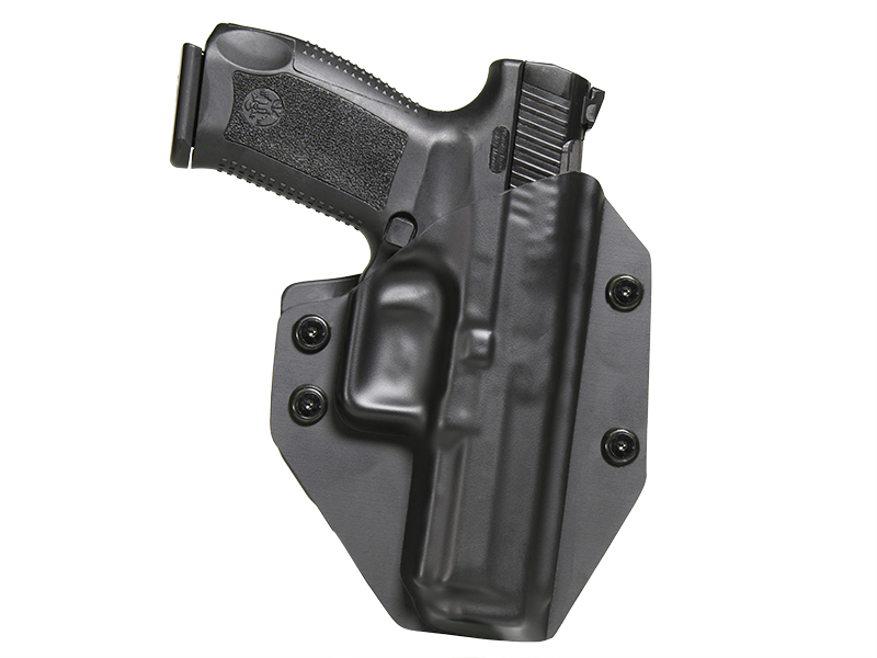 Best Canik TP9 SA Paddle Holster for OWB Carry