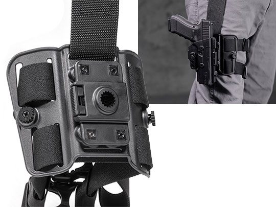 The Drop Leg holster is one such expansion