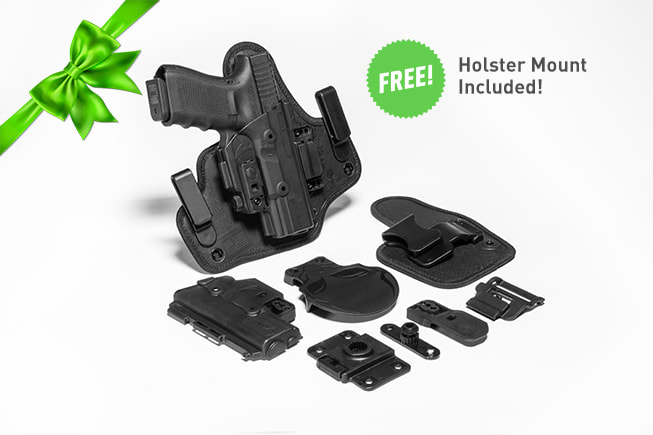Springfield XDM 3.8 Compact (9/40) ShapeShift Core Carry Pack