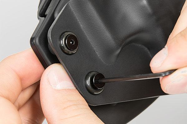 holster hardware
