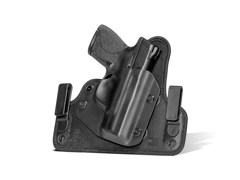 S&W M&P9 Shield EZ  Cloak Tuck 3.5 IWB Holster (Inside the Waistband)
