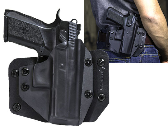 Good CZ PO7 OWB Holster
