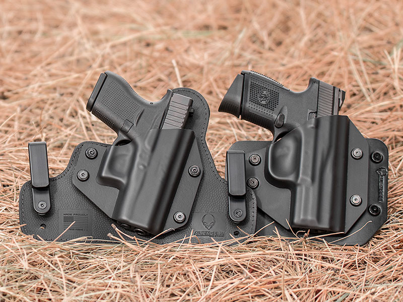 iwb vs owb holsters for concealed carry