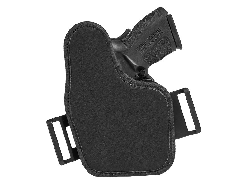 Springfield XD Mod 2 9mm 3 inch Ambidextrous OWB Belt Slide Holster Brown