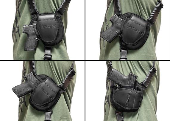 shoulder holster cant angle