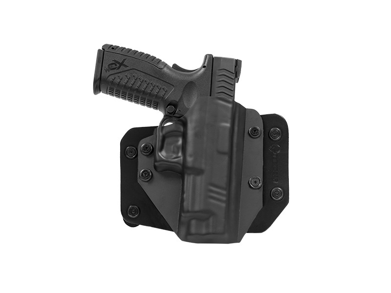Springfield XDM 10mm Review by Alien Gear Holsters - Alien