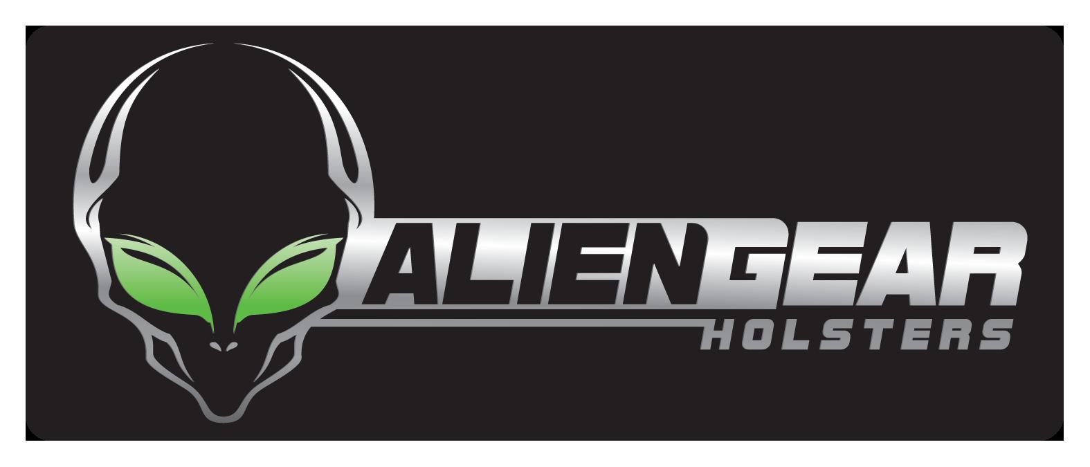 Alien Gear Sticker (Free Shipping)