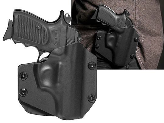 Bersa Thunder Paddle Holster for OWB Carry