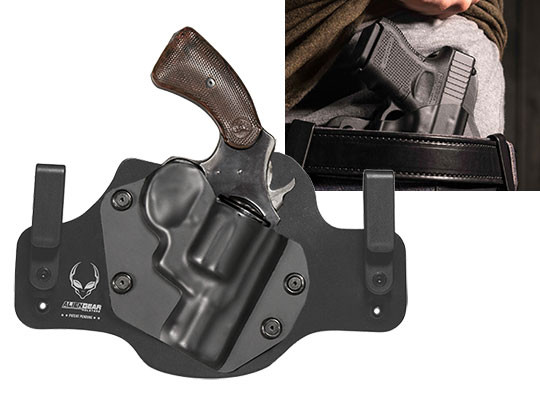 Colt Detective Special Revolver Cloak Tuck IWB Holster (Inside the Waistband)