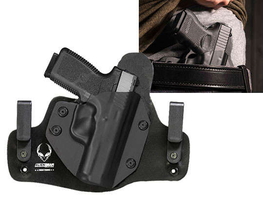Kahr CW 9 Cloak Tuck IWB Holster (Inside the Waistband)