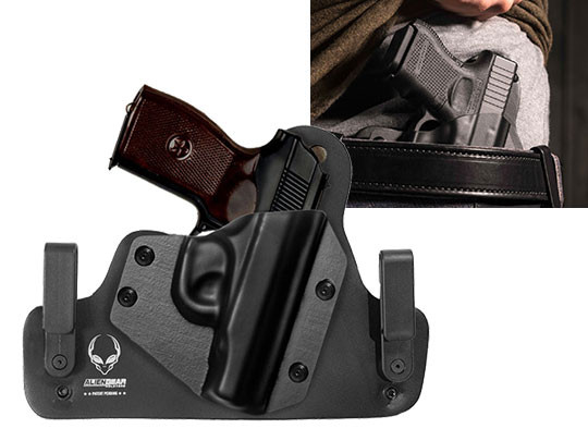 Leather Hybrid Makarov Holster